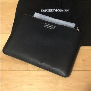 Emporio Armani Black clutch